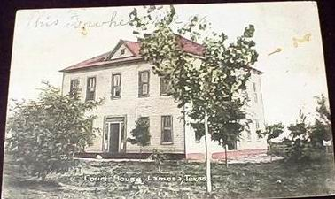 Dawson County Courthouse 1905