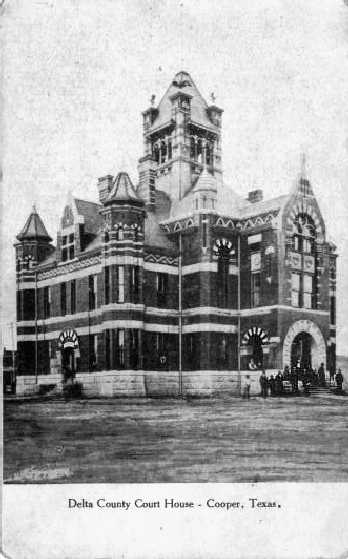 Delta County Courthouse 1909