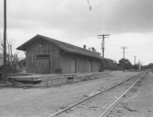 Santa Fe Railway Freight House (Fort Worth & Rio Grande)