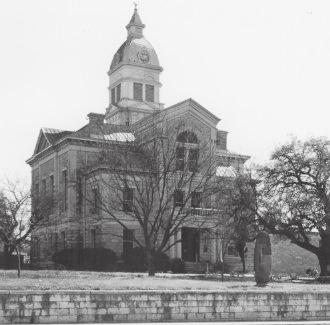 Bandera County Courthouse and Jail
