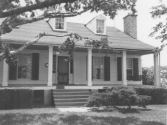 Front of R.B.S.Forter House
