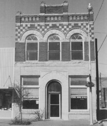 Front of Guaranty State Bank & Trust Co