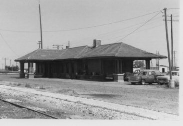 Front of Fort Worth,Denver Depot