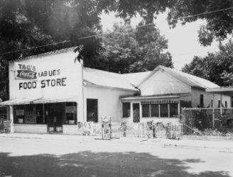 Front of Tagliabue Home & Store