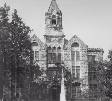 Fayette County Courthouse and Jail