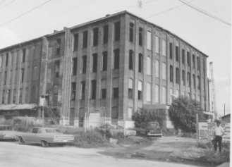 Seaboard Rice Mill, Old - Avenue G and Forty-First Street