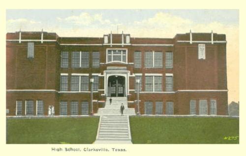 High School 1926