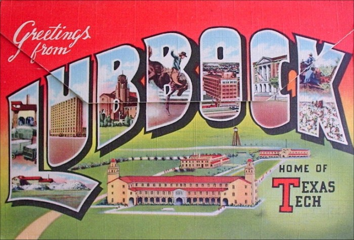 Old pictures of lubbock texas