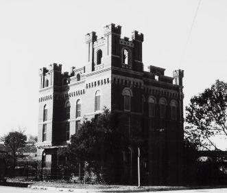 Old McCulloch County Jail