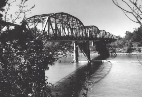 State Highway 78 Bridge at Red River