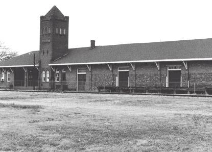 Texas and Pacific Railroad Depot