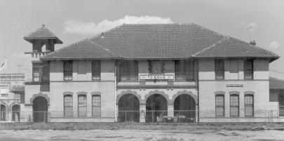 Trinity and Brazos Valley Railroad Depot and Office Building