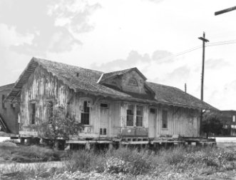 Texas & New Orleans Railroad Depot