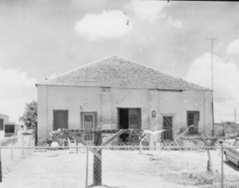 Front of Original Co.& Jail