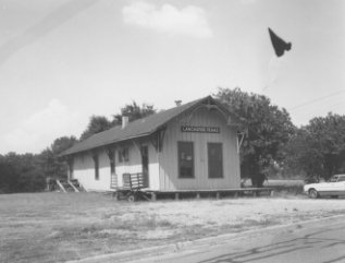 Missouri, Kansas & Texas Railroad Depot